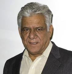 Om Puri Joins Helen Mirren  Manish Dayal in DreamWorks  The Hundred    Om Puri Nose